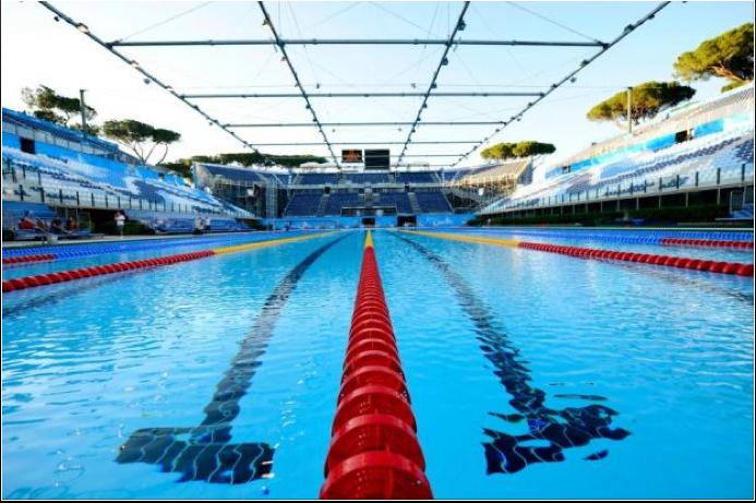 Oggi al via la 31° edizione dei Campionati Europei di Nuoto